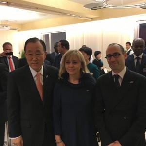 Reggenza con Ban Ki-moon 2 - 29.02.2016